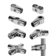 трубы d=25 mm, система соединительных элементов Joker, UNO (d=25 mm)