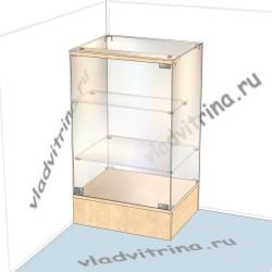 Прилавок на подиуме, 500х400х850