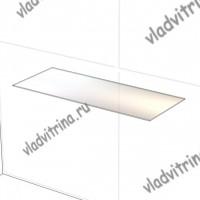 Полка стеклянная 5 мм