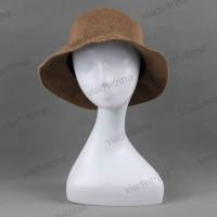 Манекен головы для шапок (пластиковый)