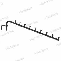 Кронштейн на трубу 16*32 мм, 7 штырьков  L= 320 mm