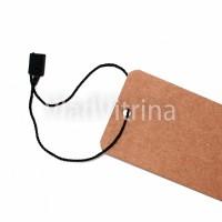 Пломба-верёвка для ценника на одежду (упаковка 1000 шт.)