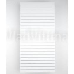 Экономпанель® (1200x2400x18), цвет- белый