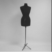 Торс женский, H = 1600 -1820 mm