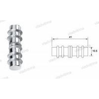 Полкодержатель для стекла двухсторонний (d=11 мм)