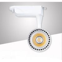 Трековый светодиодный светильник (белый)