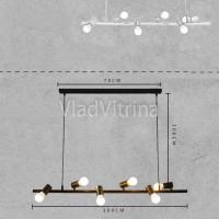 Потолочный светильник на 6 ламп