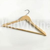 Вешалка (плечики) для одежды с перекладиной для брюк/юбок