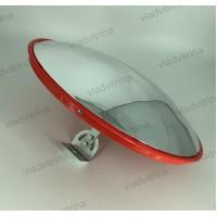 Сферическое зеркало с креплением, d=450 мм